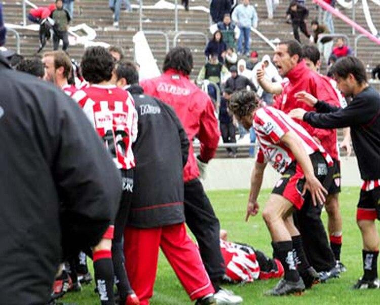 El jugador baleado hace un año en Mendoza ya tiene trabajo - Infobae