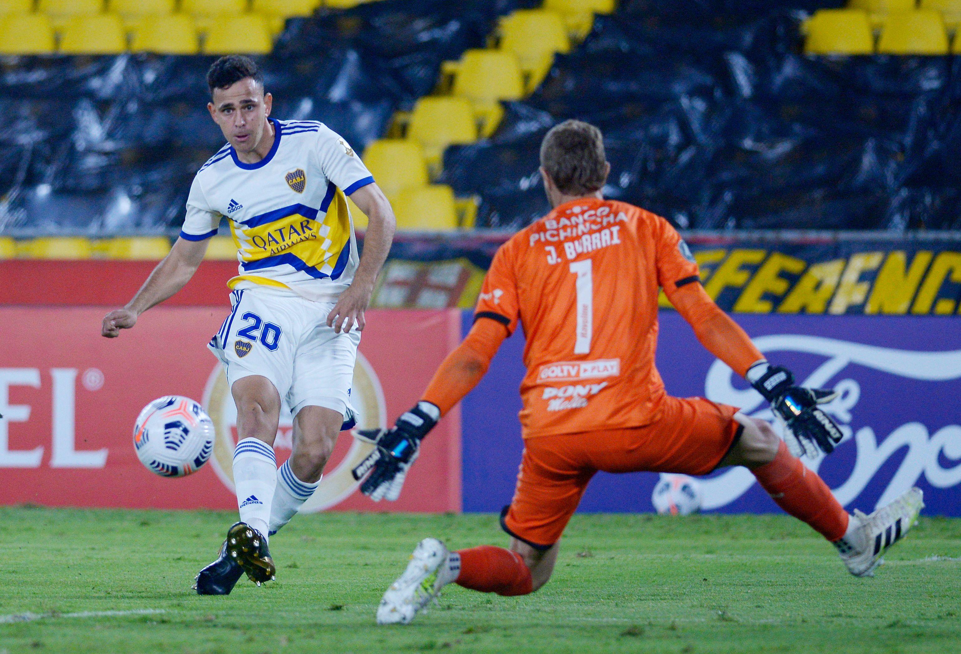 Maroni dejará Boca y probará suerte en el fútbol mexicano (REUTERS/Marcelo Pin)