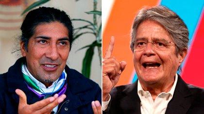 Yaku Pérez y Guillermo Lasso se disputan el segundo puesto y un lugar en el ballotage contra Andrés Arauz