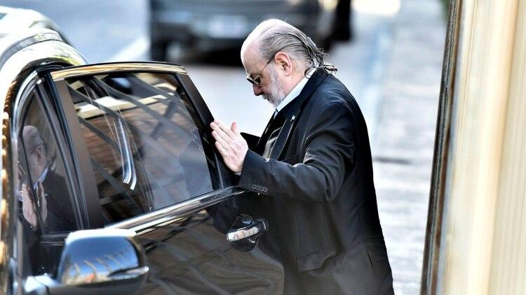 El juez Claudio Bonadio (foto Adrián Escandar)