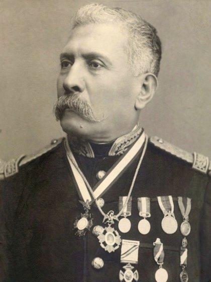 Porfirio Díaz (Foto: www.gob.mx)