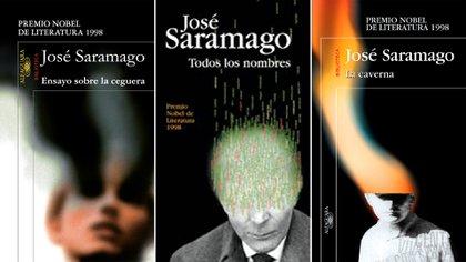 El tríptico que refleja la visión del mundo de Saramago