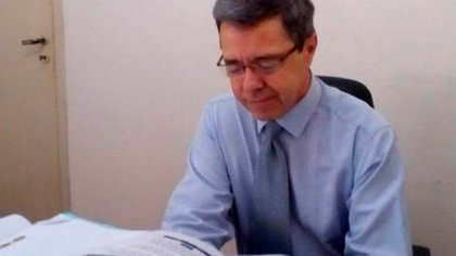 El fiscal federal de Bell Ville, José María Uriarte
