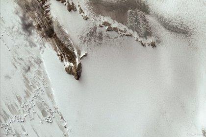 El pasado 13 de febrero la temperatura máxima en la Antártida marcó un nuevo récord, 20,75°C