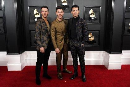 """Kevin Jonas, NIck Jonas y Joe Jonas, """"juveniles, sin camisa, frescos, ninguno parecido entre sí, ese es el gran detalle, me gustan"""", opinó July La Torre a Infobae"""