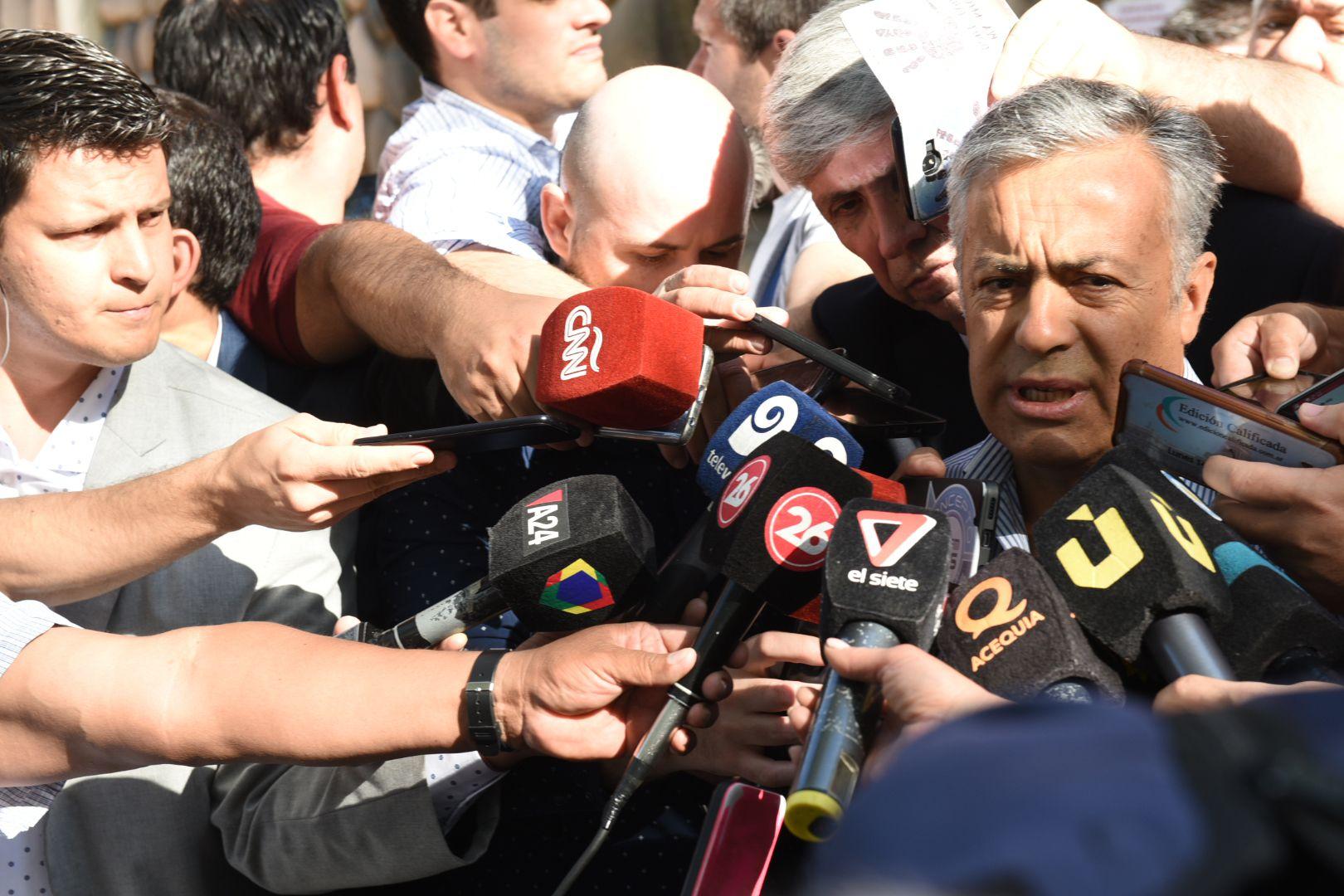 Alfredo Cornejo, titular de la UCR, ganó en Mendoza y se anota para liderar a Cambiemos si Mauricio Macri es derrotado por Alberto Fernández