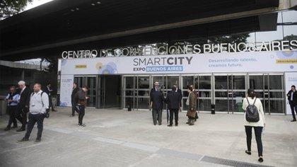 La exposición más importante sobre ciudades inteligentes comenzó en Buenos Aires (Dino Calvo)
