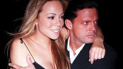 Mariah Carey y Luis Miguel grabaron juntos la canción, After Tonight (Foto: Especial)