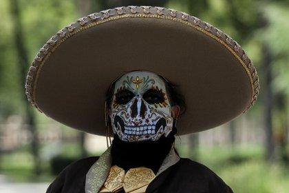 En México el Día de Muertos es una tradición. (Foto: Cuartoscuro)