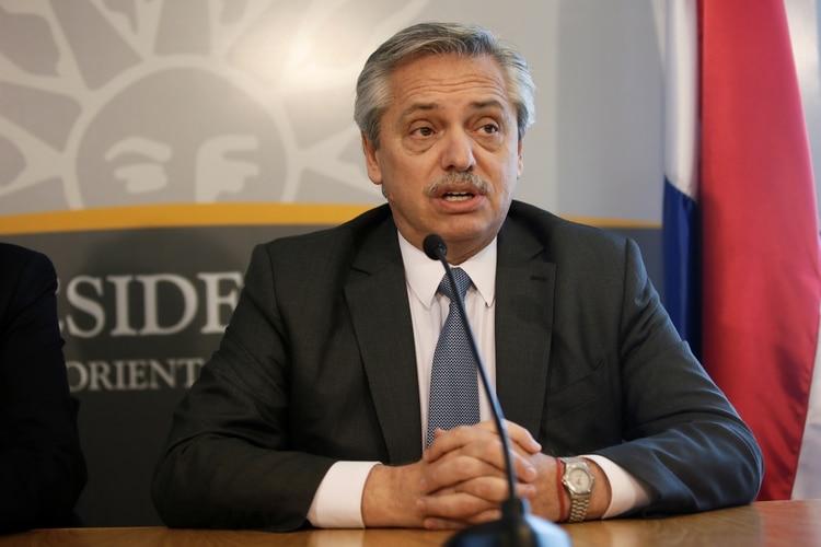 Alberto Fernández (REUTERS/Mariana Greif)
