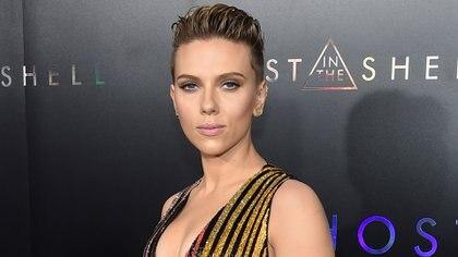 Scarlett Johansson renunció a su papel como hombre transgénero (Photo by Jamie McCarthy/Getty Images)