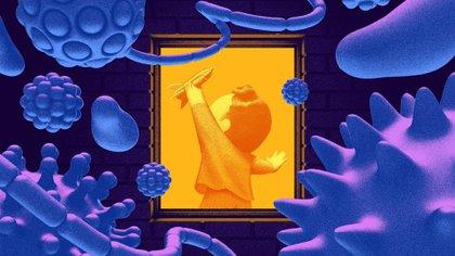 ¿Encerrar a nuestros hijos todo el día en el interior para protegerlos de un virus los hará más susceptibles a otros? (Alex Kiesling/The New York Times)