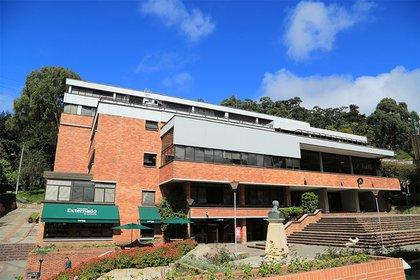 Universidad del Externado en Bogotá.