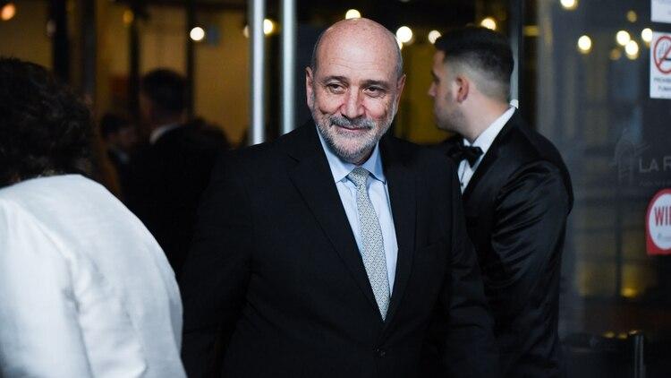 Jesús Rodríguez, presidente de la Auditoría General de la Nación