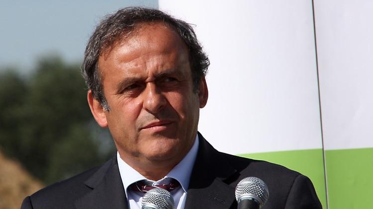 Michel Platini fue detenido en París por la investigación sobre la concesión del Mundial 2022 a Qatar