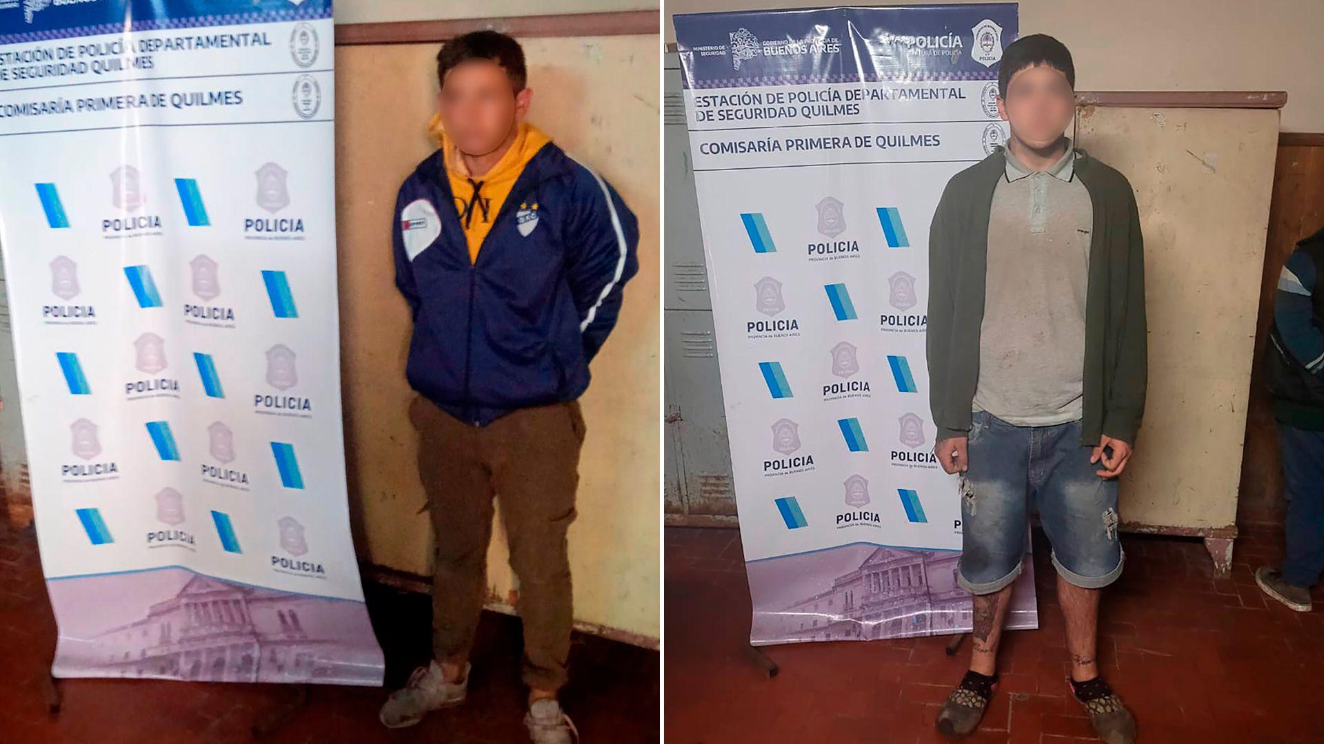 Repudio crimen adolescente en Quilmes