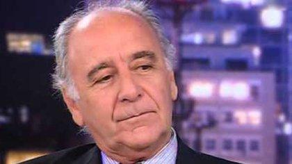 Enrique Llamas de Madariaga en la televisión