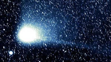 Hay que esperar al año 2061 para poder volver a disfrutar del paso del cometa Halley