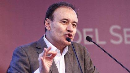 Alfonso Durazo, Secretario de Seguridad y Protección Ciudadana del Gobierno de México (Foto: Cuartoscuro)