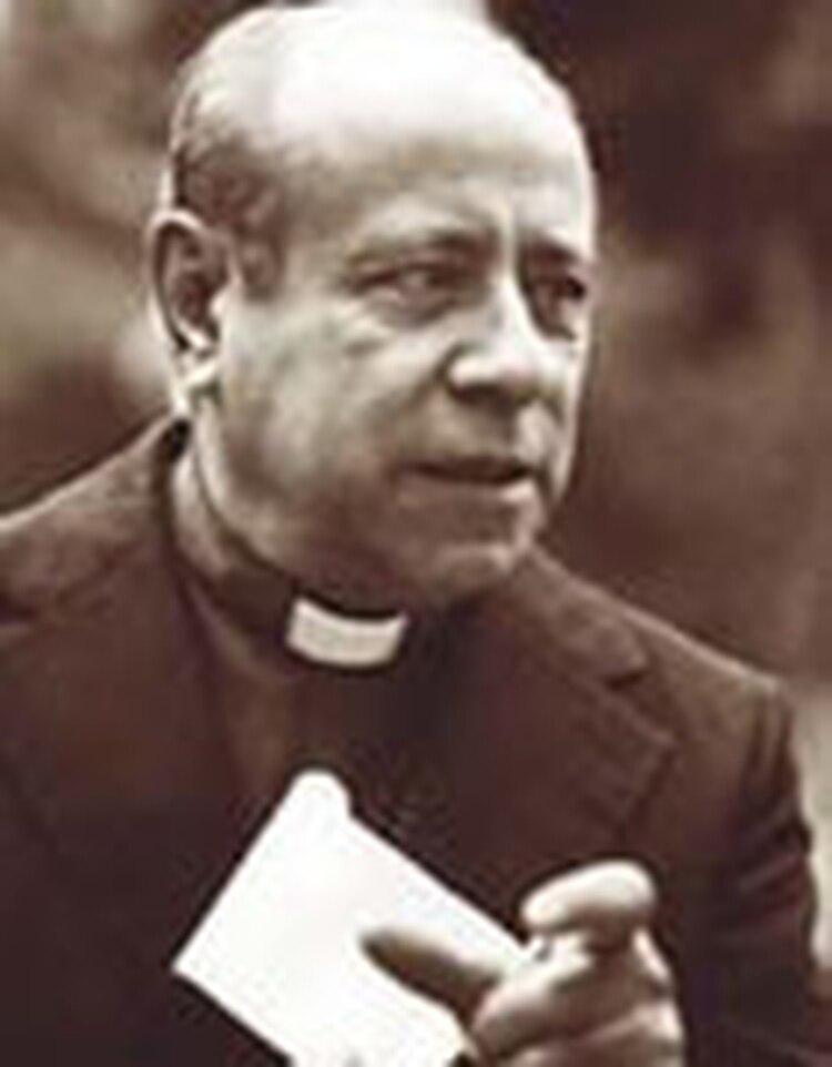 Monseñor Miguel Esteban Hesayne. Durante 20 años fue obispo de Viedma, Río Negro