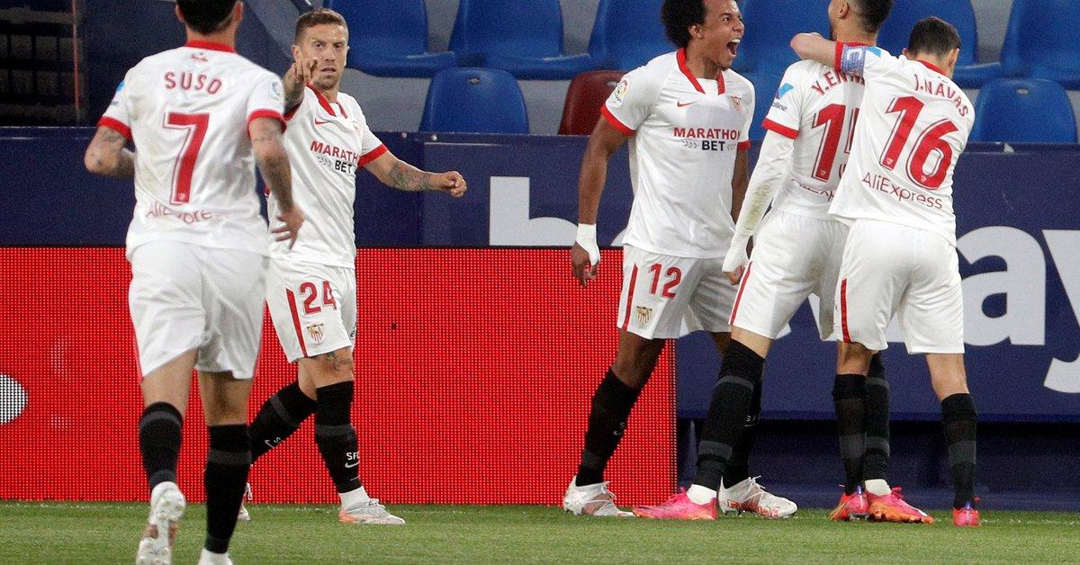El Sevilla, a nueve puntos de igualar su récord en LaLiga - Infobae