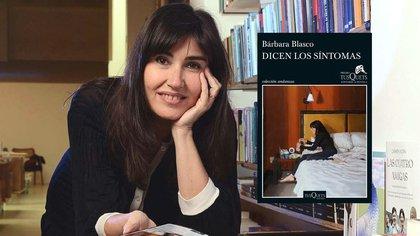 """Bárbara Blasco, ganadora del Premio Tusquets 2020: """"Lo que más me molesta de la literatura es el esnobismo"""""""
