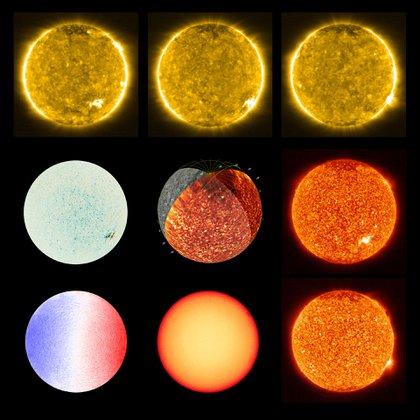 Los expertos estudian las tormentas solares para entender el comportamiento de nuestra estrella - ESA/NASA / AFP)