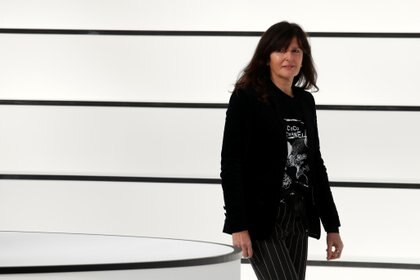 Virginie Viard, la heredera del imperio de Karl Lagerfeld que hoy está al mando de la maison Chanel