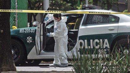 inseguridad ciudad de México (Foto: Cuartoscuro)