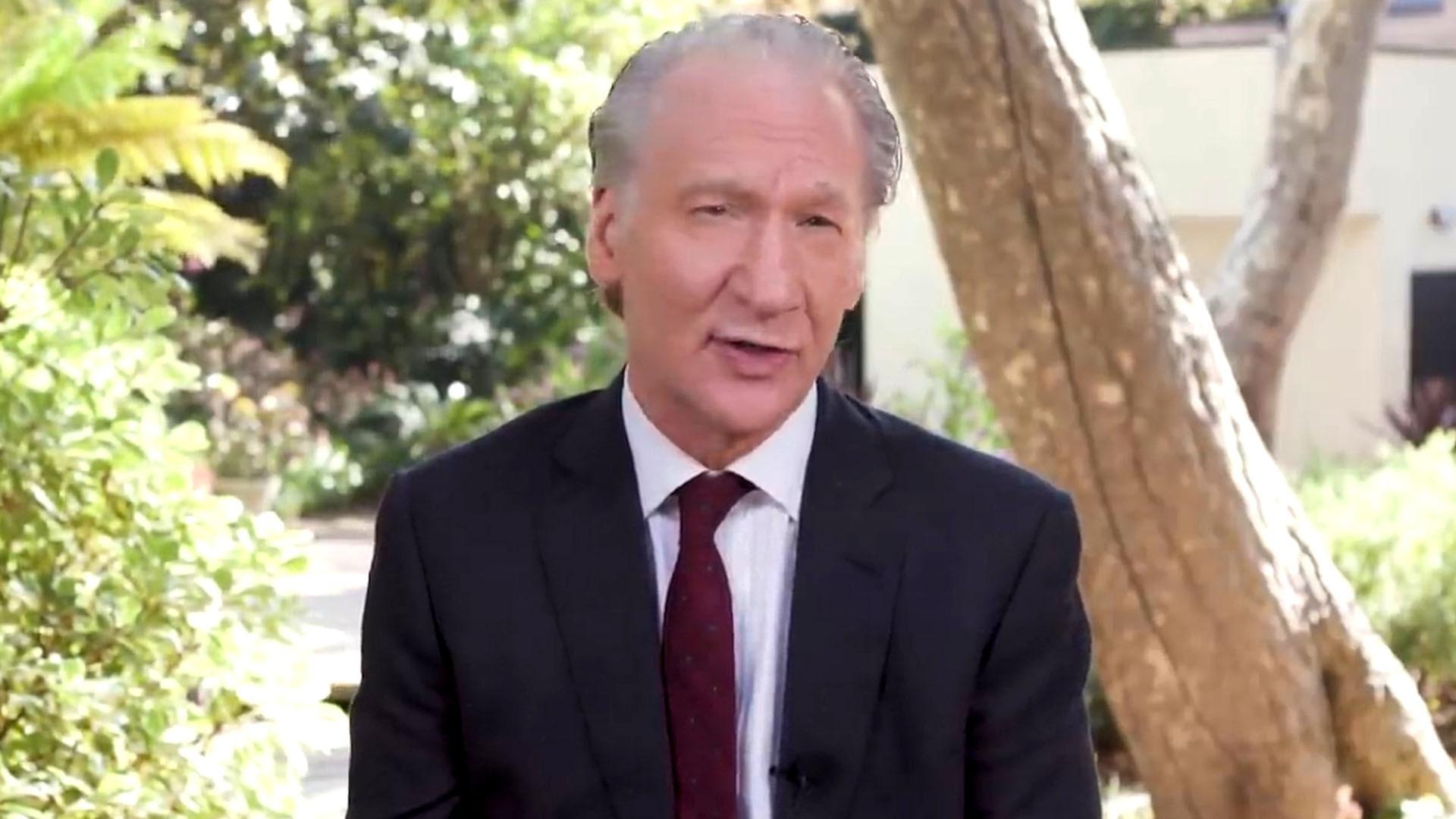 """El video viral de Bill Maher donde ridiculiza las cuarentenas y la """"nueva normalidad"""" para vencer al coronavirus - Infobae"""