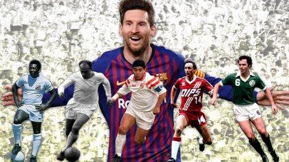 Lionel Messi cumplió 33 años (Infobae / Emanuel Gómez)