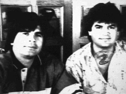 Los hermanos Benjamín y Ramón Arellano Félix