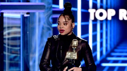 Ella Mai (Kevin Winter/Getty Images for dcp/AFP)