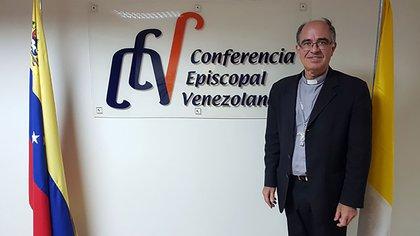 El arzobispo venezolano Jesus Gonzalez