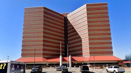 Oklahoma County Jail, donde Cody Gregg permaneció detenido dos meses, no aguantó más y se declaró culpable de posesión para distribución de cocaína: era leche en polvo