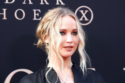 La estadounidense Jennifer Lawrence es fanática del reality de las Kardashian