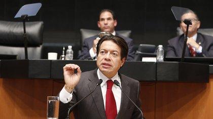 El coordinador de los diputados de Morena, Mario Delgado, anunció audiencias públicas para debatir la prisión preventiva oficiosa. (Foto: mariocd.mx)