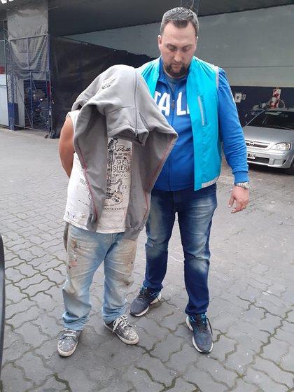 El hombre se había fugado a Bolivia