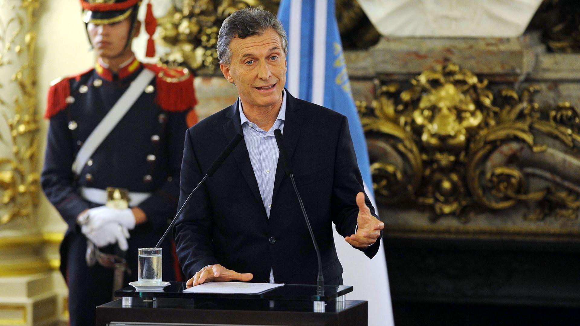 Alberto Fernández considera pedir un esfuerzo a aquellos empresarios que se vieron beneficiados por el blanqueo de capitales del 2017, durante la presidencia de Mauricio Macri (Raul Ferrari/Télam)