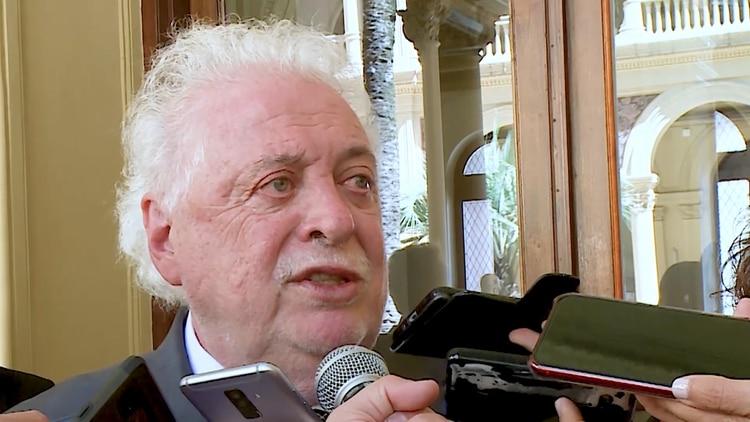 El ministro de Salud argentino Ginés González García sostuvo que