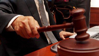 Se espera sanción en contra del Exmagistrado Francisco Ricaurte por Cartel de la Toga. EFE/YONHAP/Archivo