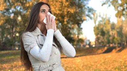 Una de cada tres personasque padecen alergia no lo sabe (Shutterstock)
