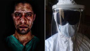 """Trabaja en la morgue y revela el drama de la segunda ola de COVID: """"El año pasado no recibía cuerpos de menores de 40 años, ahora sí"""""""