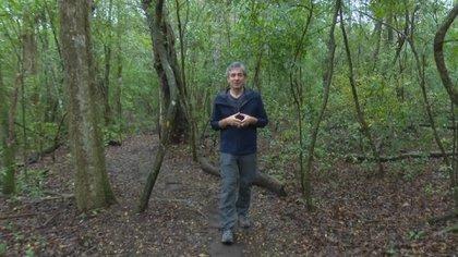 El periodista Sergio Federovisky recorrió el Parque Nacional Calilegua