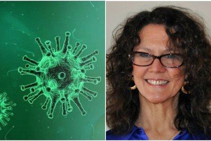 Mónica Olvera de la Cruz es una mexicana que lidera un grupo de investigación contra el coronavirus Foto: (Archivo)