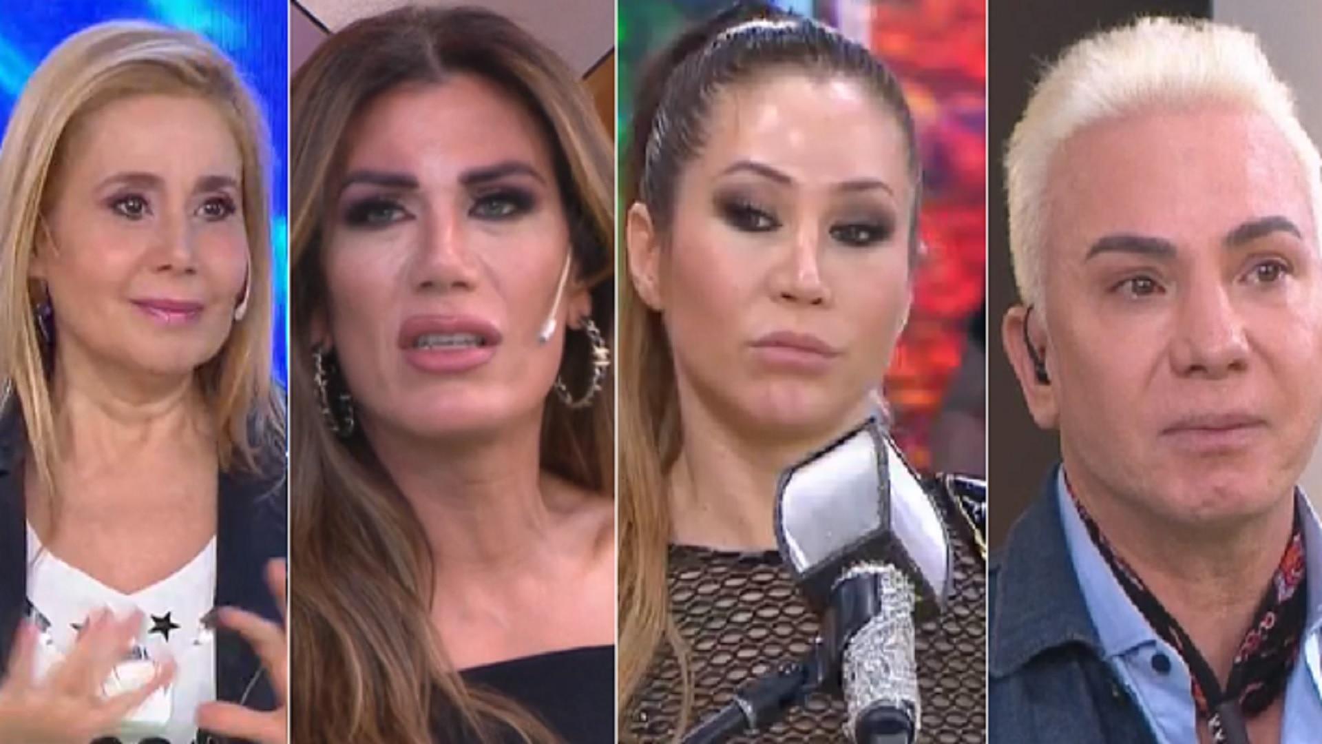 """Flavio Mendoza, Adabel Guerrero, Andrea Politti y Flor de la V se lamentaron por la situación del teatro: """"Los artistas estamos muy tristes"""" - Infobae"""
