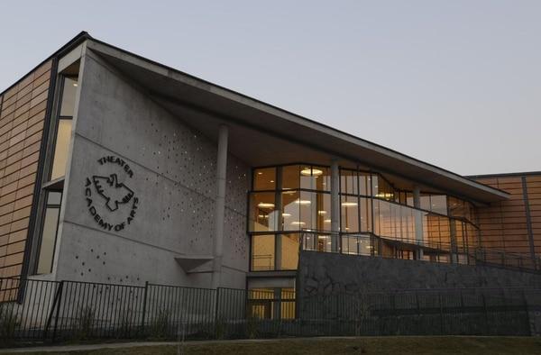 The International School Nido de Águilas, la institución a la que concurría Katherine Winter