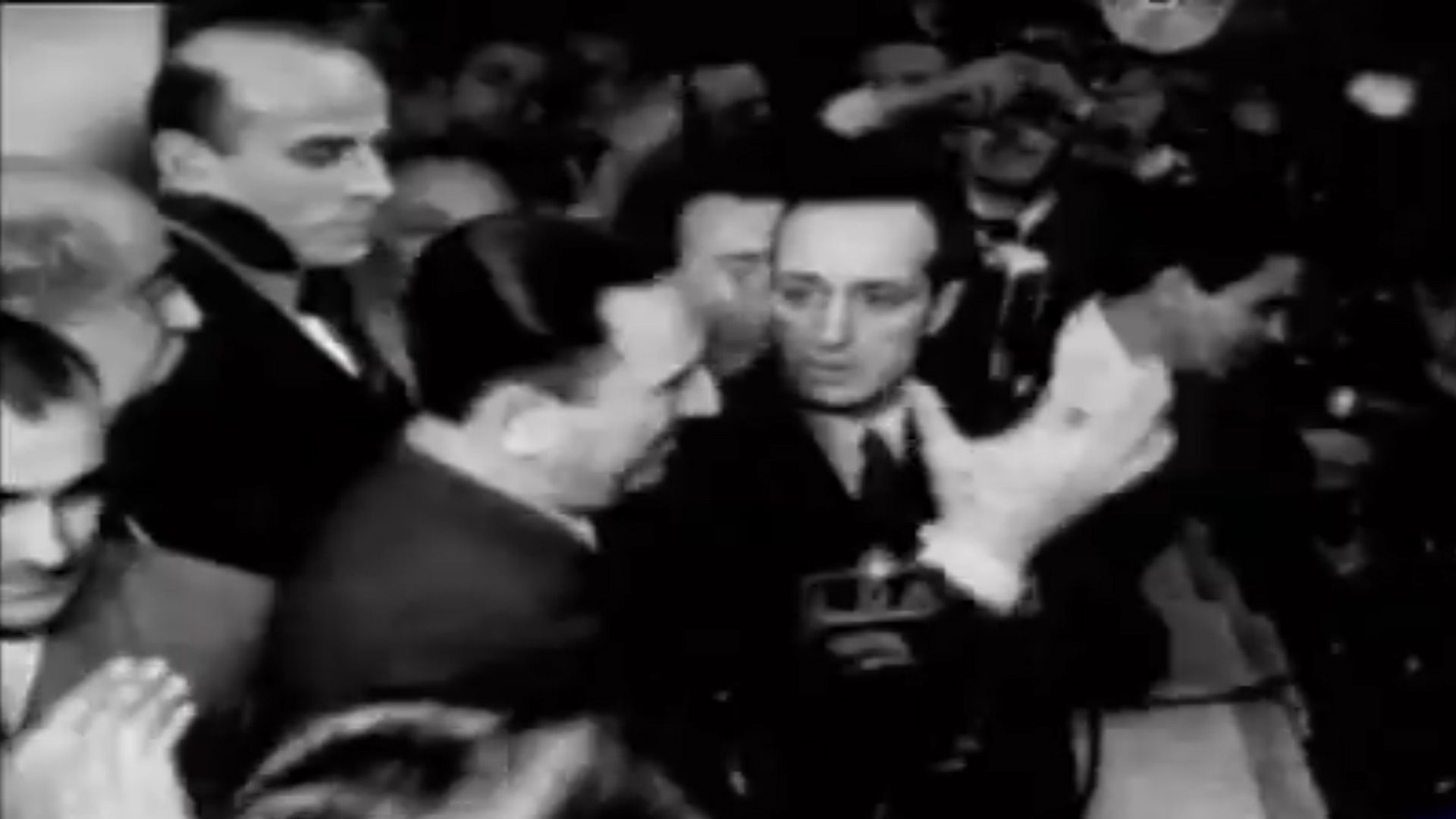 """A las 23.10, Perón salió al balcón de la Casa Rosada: """"¡Trabajadores...!"""""""