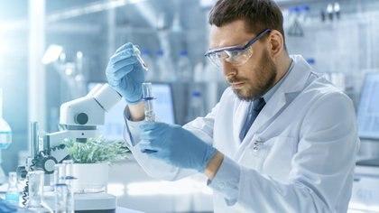 La nueva droga, Vitrakvi, funciona en distintos tipos de cánceres al atacar una mutación genética.(Getty)