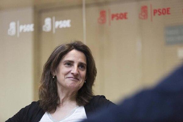 El Ministerio de Medio Ambiente, Energía y Agua Cambio Climático estará Teresa Ribera